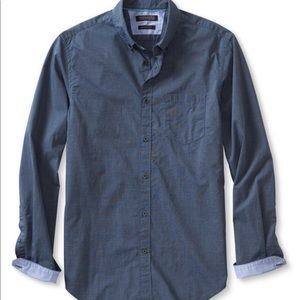 Banana Republic Custom 078 Wash Shirt Grant Fit XL
